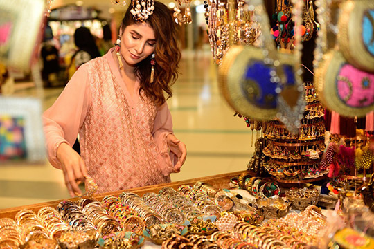 Came For Shopping This Ramzan at Dolmen Mall (1)