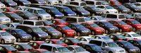 Car sales decrease by 20% over last year