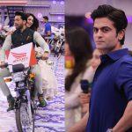 Cricketer Ahmed Shehzad & Actress Neelum Muneer in Jeeto Pakistan (1)