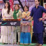 Cricketer Ahmed Shehzad & Actress Neelum Muneer in Jeeto Pakistan (5)