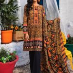 Eid Lawn Unstitched Collection 2019 By Limelight (7)