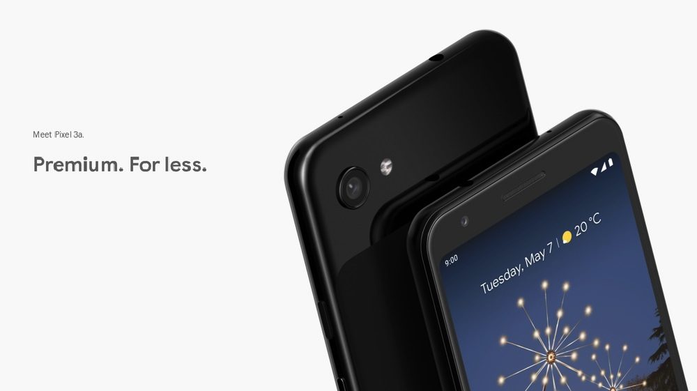 Google Pixel 3a and 3a XL come with Flagship camera at half price (1)