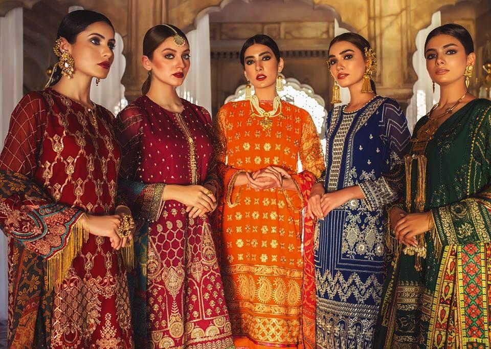 Khaadi Eid Luxury Dresses Collection 2019 (1)