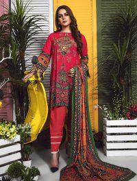 Khas Designer Lawn Eid Festive Collection 2019 (1)
