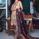 Khas Designer Lawn Eid Festive Collection 2019 (10)