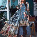 Khas Designer Lawn Eid Festive Collection 2019 (2)