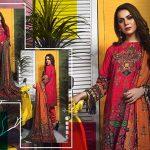 Khas Designer Lawn Eid Festive Collection 2019 (22)