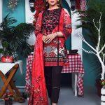 Khas Designer Lawn Eid Festive Collection 2019 (26)
