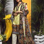 Khas Designer Lawn Eid Festive Collection 2019 (4)