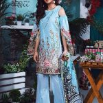 Khas Designer Lawn Eid Festive Collection 2019 (7)
