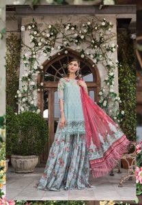MARIA B Eid Lawn Catalogue 2019 (26)