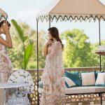 Saira Shakira Eid Crimson Luxury Lawn 2019 (10)