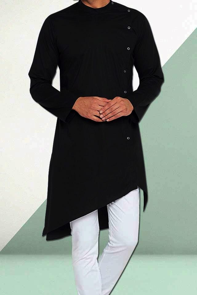 Men's Eid Kurta Collection 2019 By Shameel Khan 3