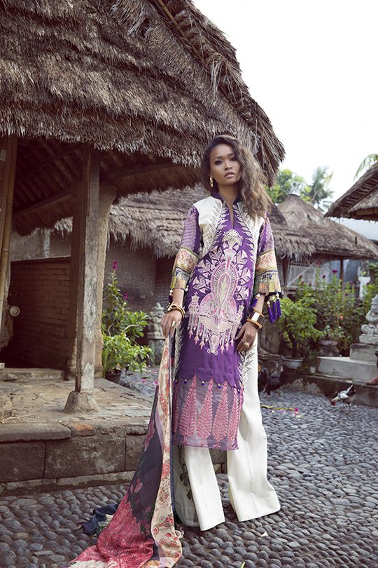Shiza Hassan's Eid Lawn Dresses Collection 2019 (15)