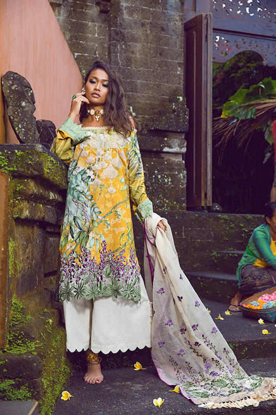 Shiza Hassan's Eid Lawn Dresses Collection 2019 (19)