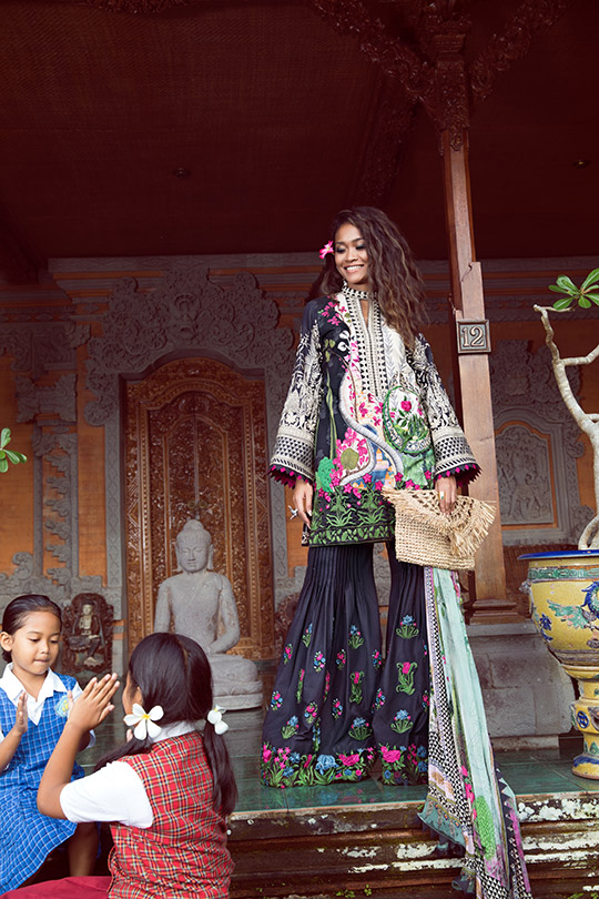 Shiza Hassan's Eid Lawn Dresses Collection 2019 (2)