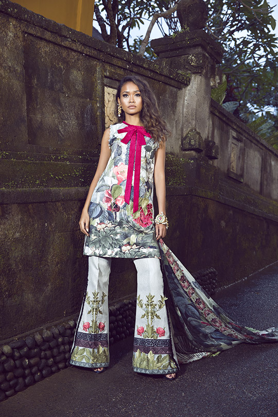 Shiza Hassan's Eid Lawn Dresses Collection 2019 (3)
