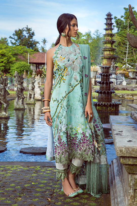 Shiza Hassan's Eid Lawn Dresses Collection 2019 (5)