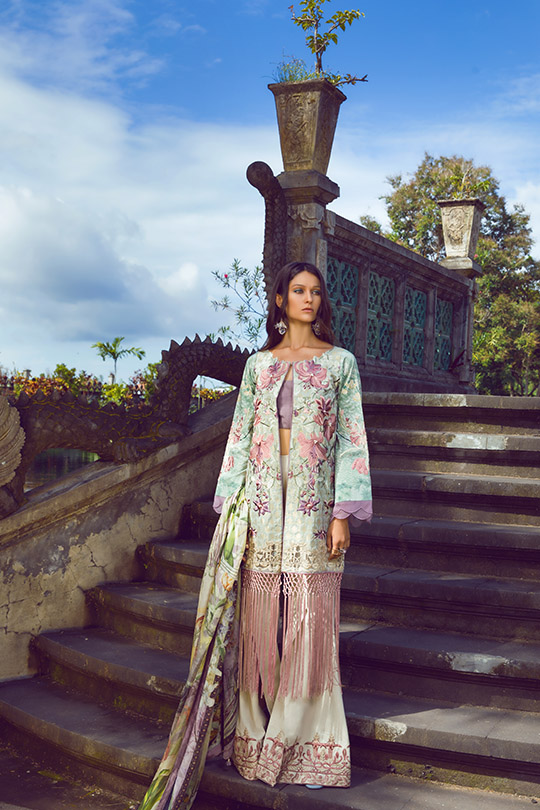 Shiza Hassan's Eid Lawn Dresses Collection 2019 (6)