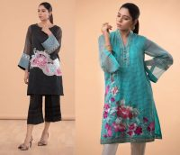 Womens Ready to wear Eid Collection 2019 By Sapphire (1)