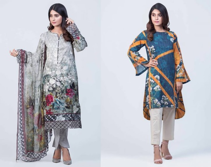Bonanza Satrangi Khoob Vol-1 Eid Collection 2019 (13)