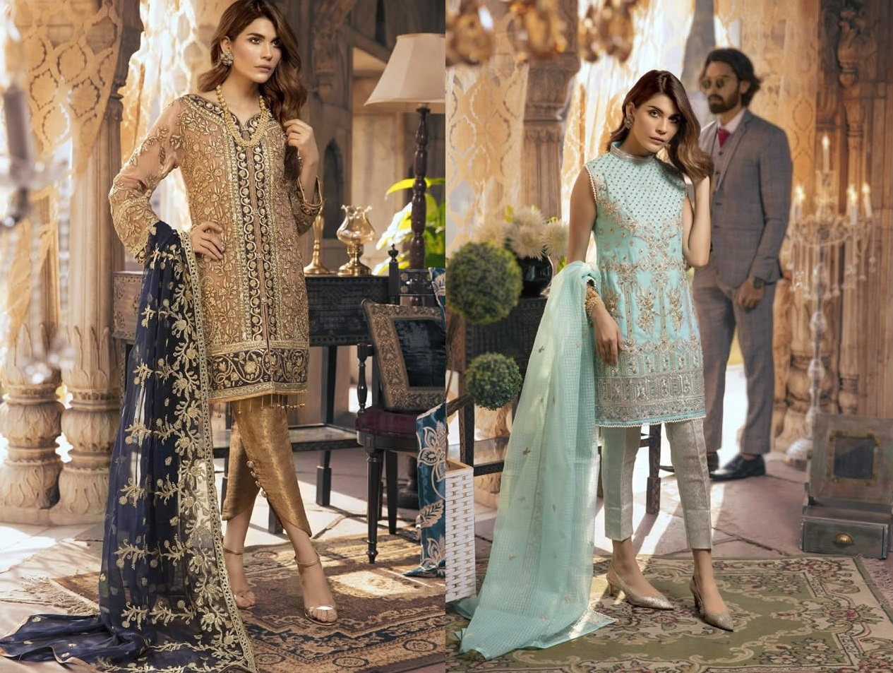 Shamrock Formal Dresses Collection 2019 By Maryum & Maria (1)