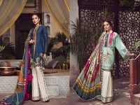 Embroidered Lawn Collection 2019 By Maryam Hussain (1)