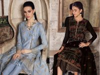 Luxury Festive Dresses Collection 2019 By Gul Ahmed (1)
