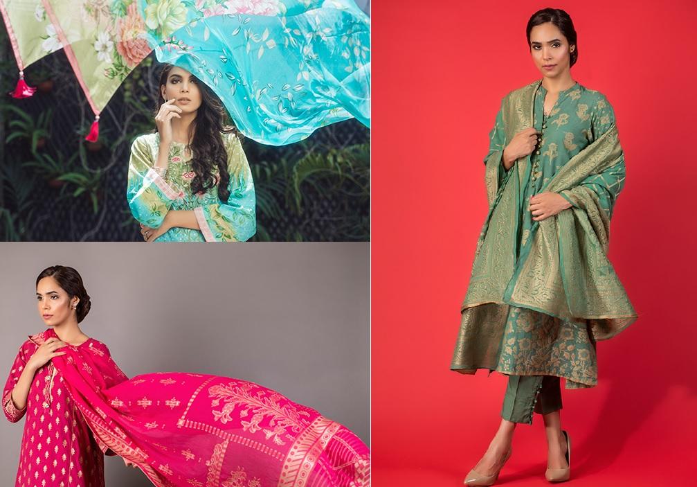 Zeen's Eid Luxury Fabrics and Signature 2019 (1)