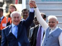 Is Israel in Kashmir (1)