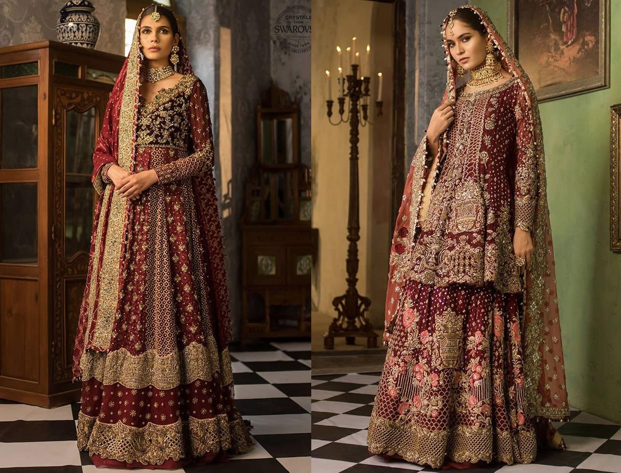 Zainab Chottani 2019 Bridal Dresses Designs (1)