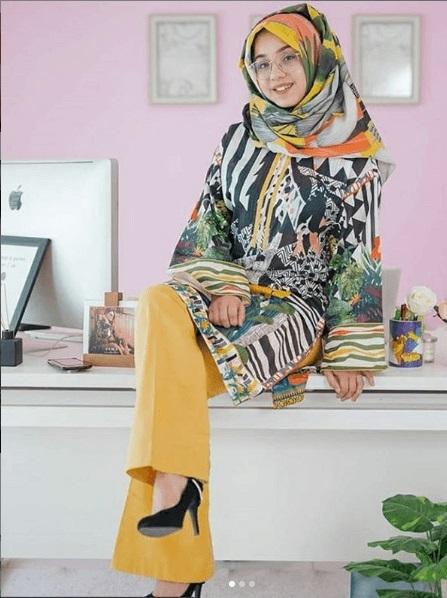How Pakistani Womens Wear Hijab With Shalwar kameez (11)