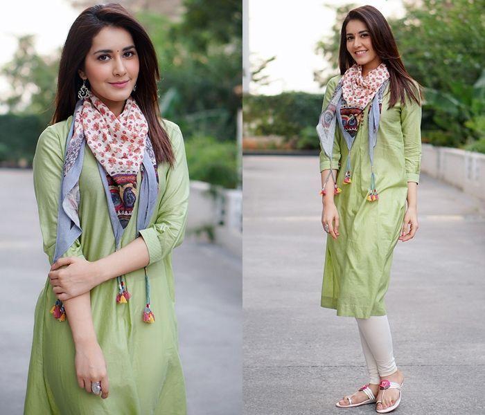 How Pakistani Womens Wear Hijab With Shalwar kameez (2)