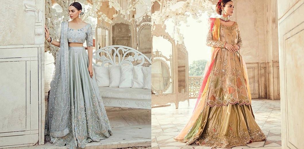 7 Breathtaking Bridal Wears 2019 By Tena Durrani (1)