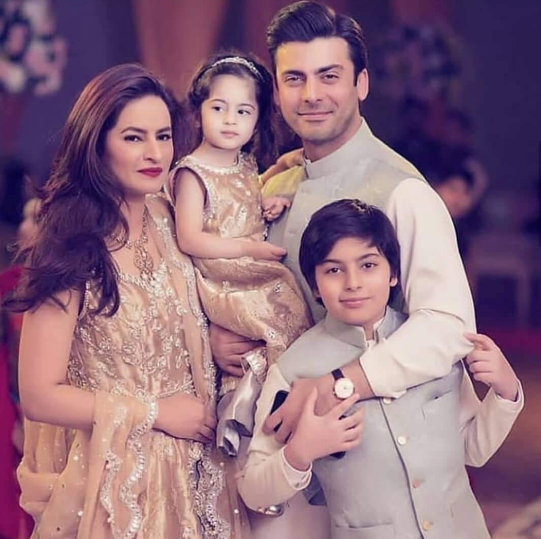 Fawad Khan Daughter Elayna Fawad Birthday Party Images With Pakistani Celebrities (14)