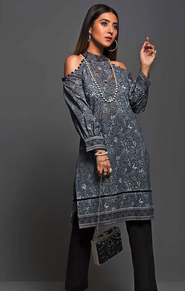 Gul Ahmed Gulistan Winter Glamour Unstitched Collection 2019 (24)