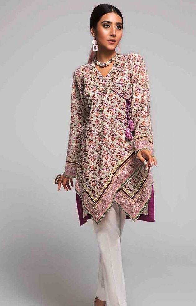 Gul Ahmed Gulistan Winter Glamour Unstitched Collection 2019 (29)