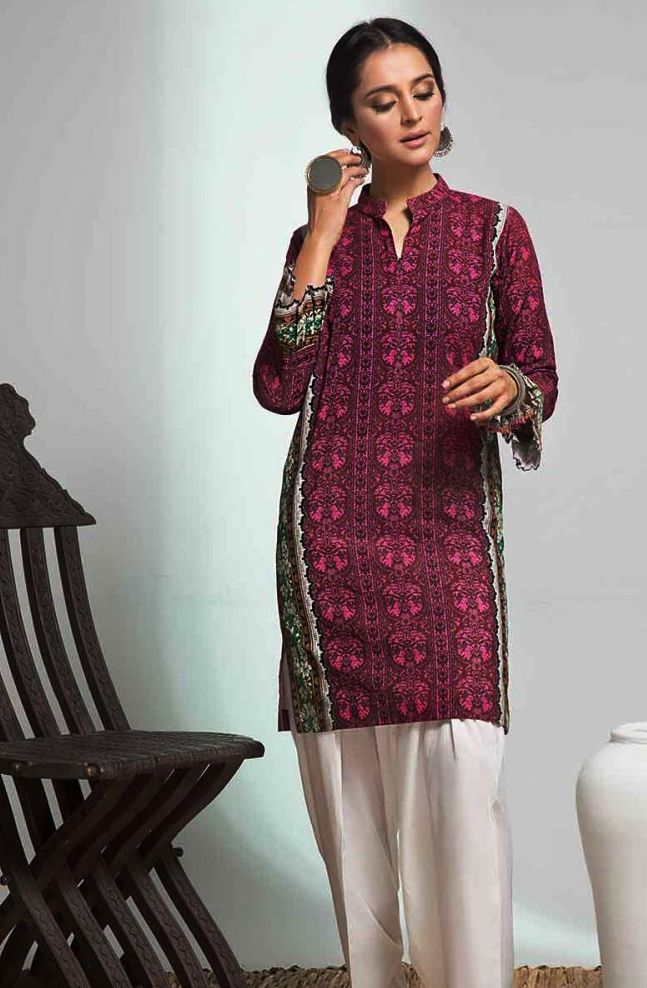 Gul Ahmed Gulistan Winter Glamour Unstitched Collection 2019 (38)
