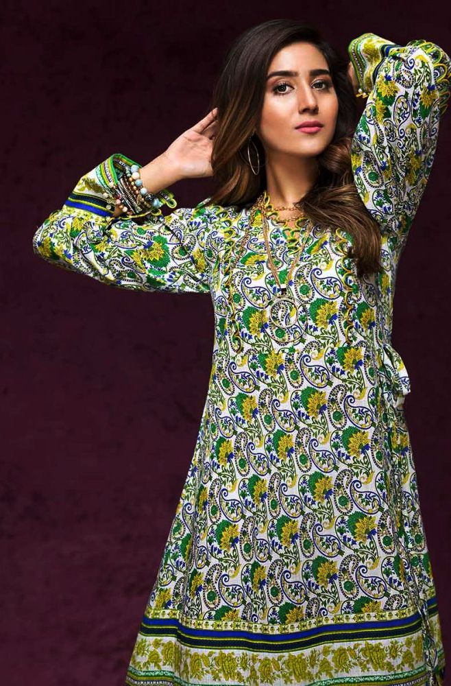Gul Ahmed Gulistan Winter Glamour Unstitched Collection 2019 (4)