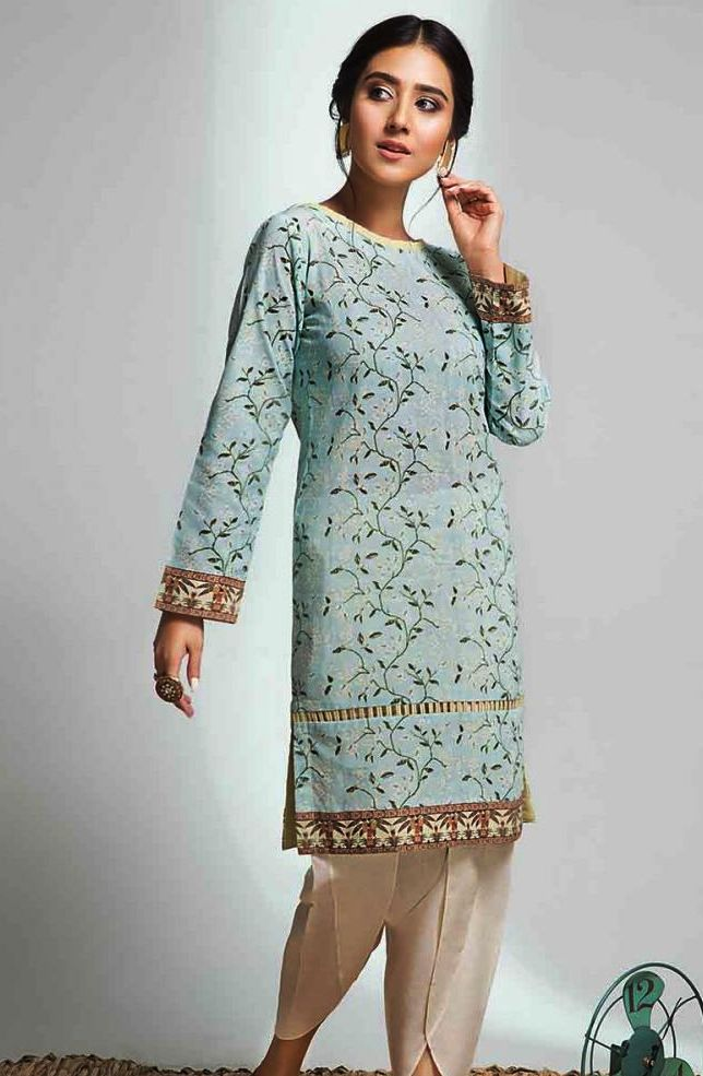 Gul Ahmed Gulistan Winter Glamour Unstitched Collection 2019 (41)