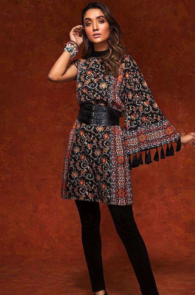 Gul Ahmed Gulistan Winter Glamour Unstitched Collection 2019 (7)