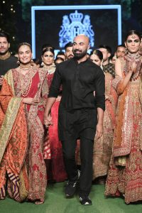 HSY Showcased Bridal Empire Collection at PFDC LOreal Paris 2019 (1)