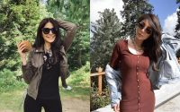 Model Sabeeka Imam Beautiful Pictures in Nathia Gali (19)