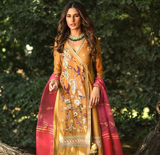 Sana Salman Rafi Wedding Couture Collection 2019 (1)