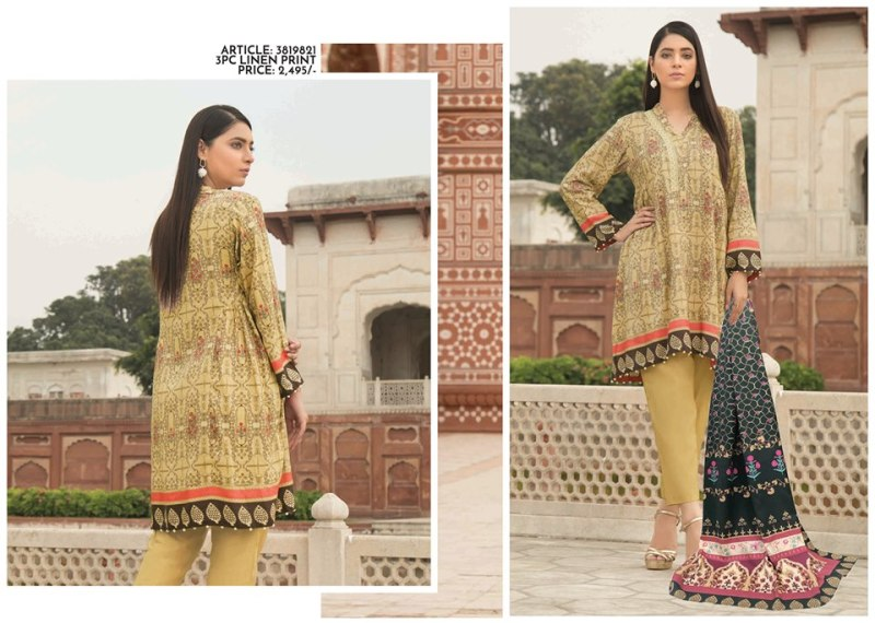 Warda Winter Unstitched Womens Wear Collection 2019-20 (9)