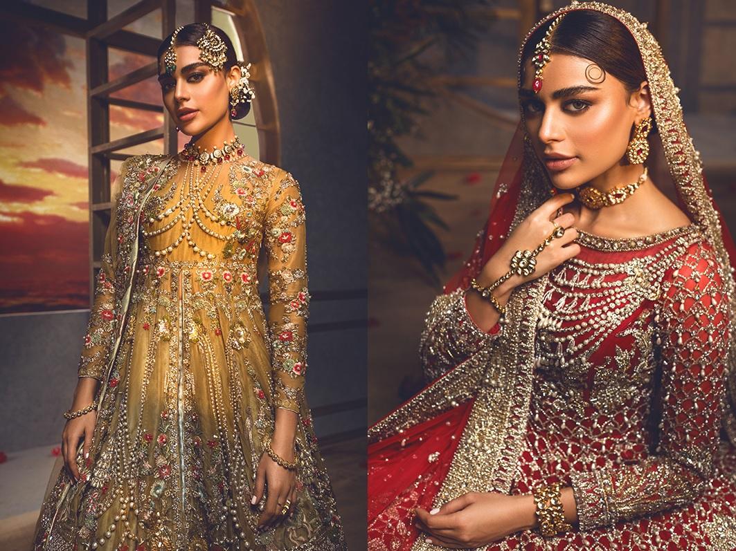 """Anaya By Kiran Chaudhry's Bridals Dreamy """"Nauroz"""" Collection 2019-20 (1)"""