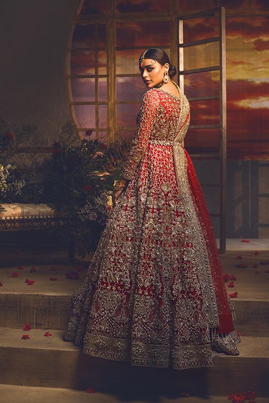 """Anaya By Kiran Chaudhry's Bridals Dreamy """"Nauroz"""" Collection 2019-20 (2)"""