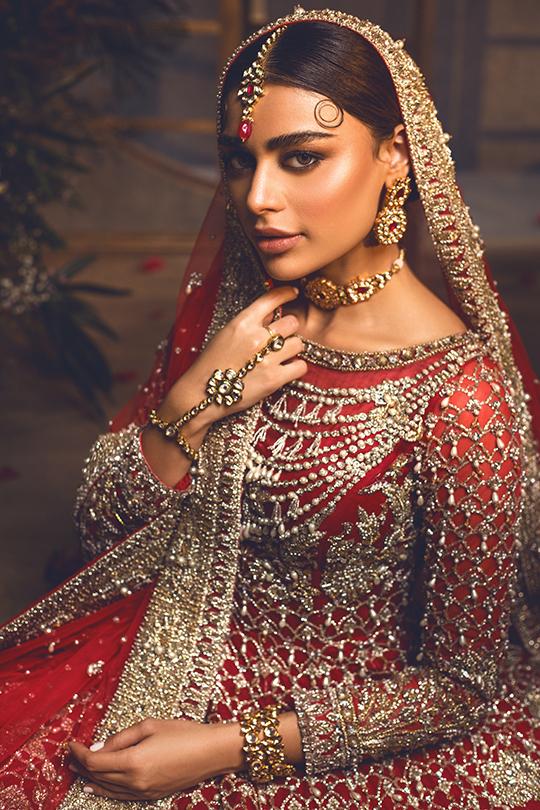 """Anaya By Kiran Chaudhry's Bridals Dreamy """"Nauroz"""" Collection 2019-20 (4)"""