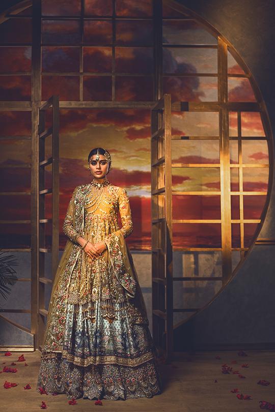 """Anaya By Kiran Chaudhry's Bridals Dreamy """"Nauroz"""" Collection 2019-20 (5)"""