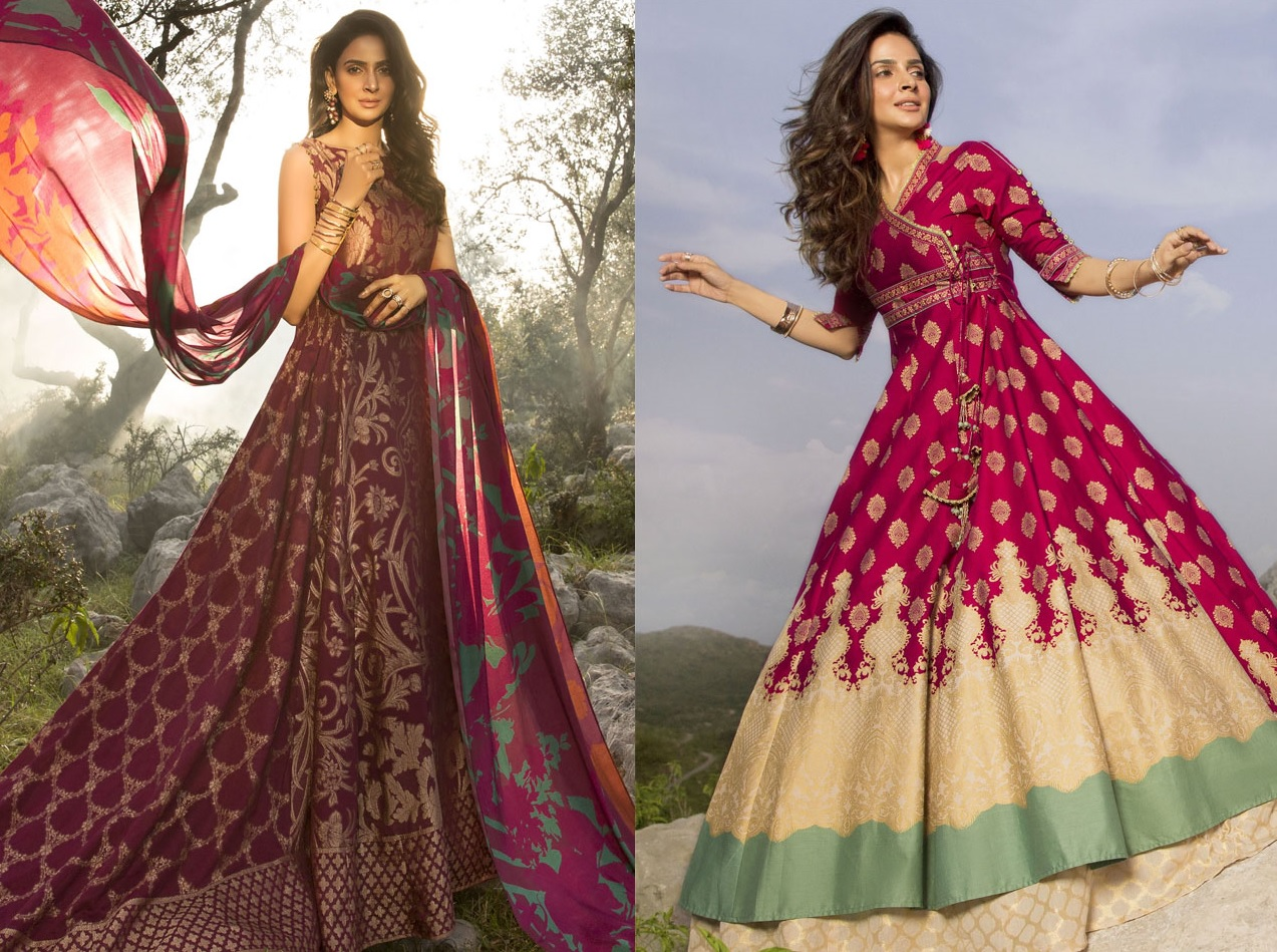 FallWinter Dresses Collection 2019-20 By Limelight (3)